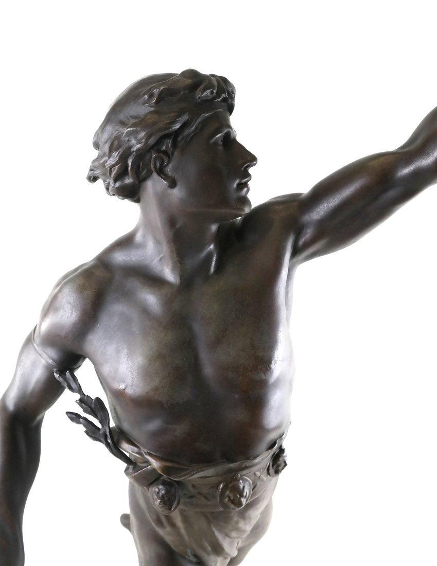 After E. Picault Statue of Victoria - 5