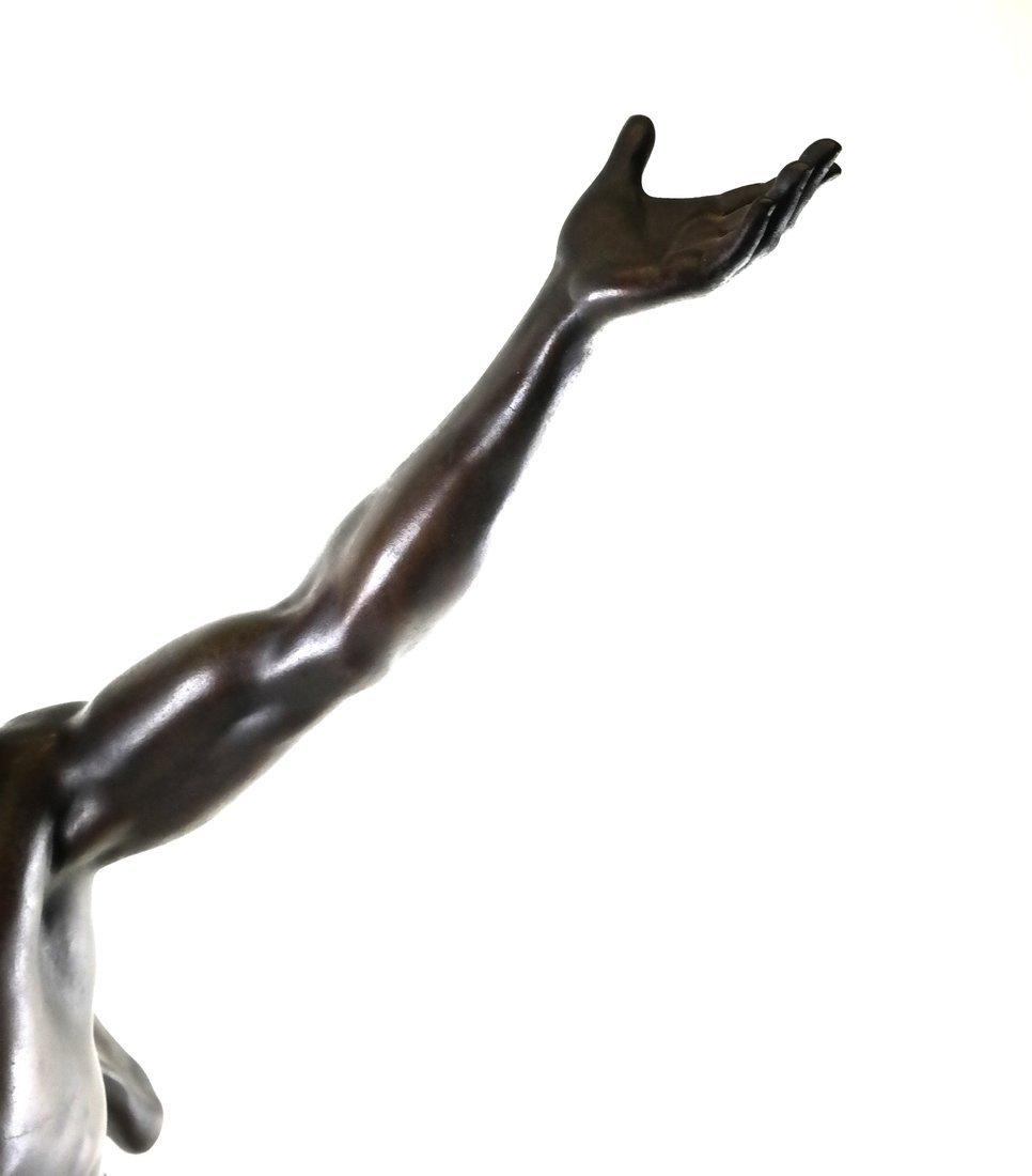 After E. Picault Statue of Victoria - 6