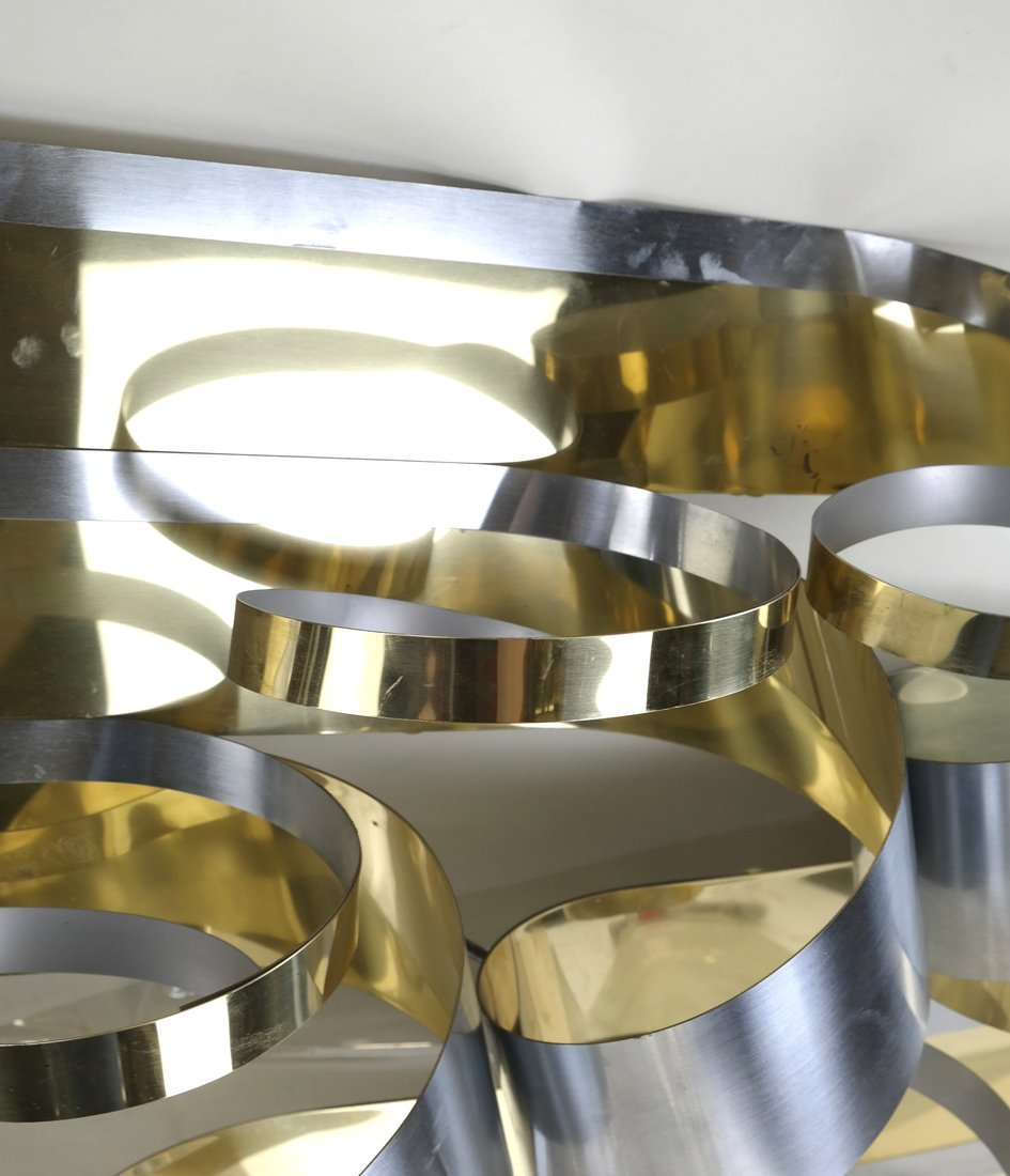 Curtis Jere '89 Abstract Sculpture - 3