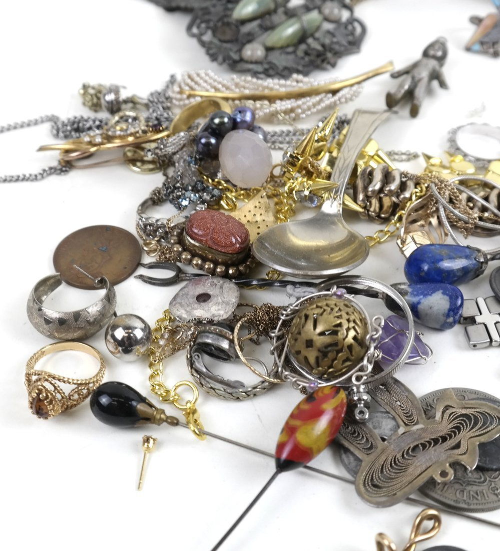 Costume Jewelry Lot - 4