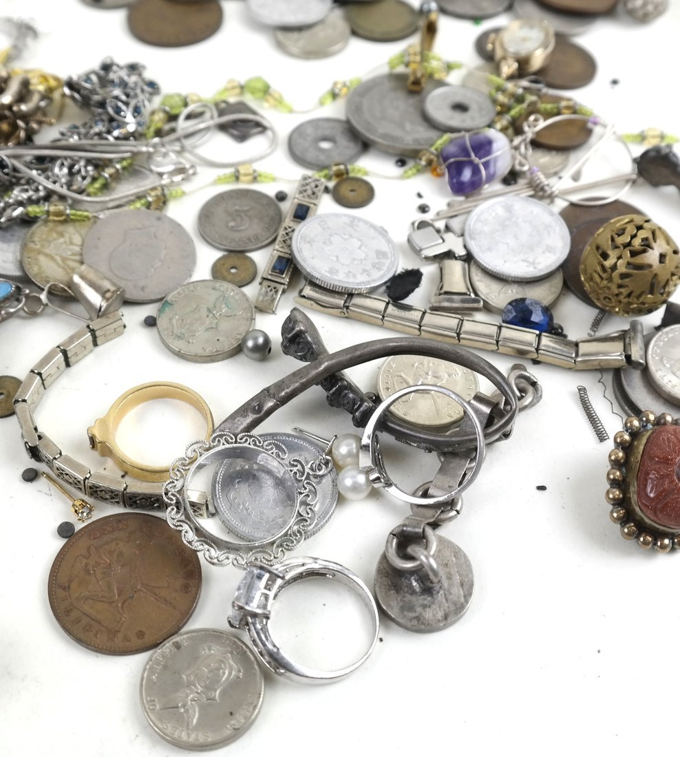 Costume Jewelry Lot - 7