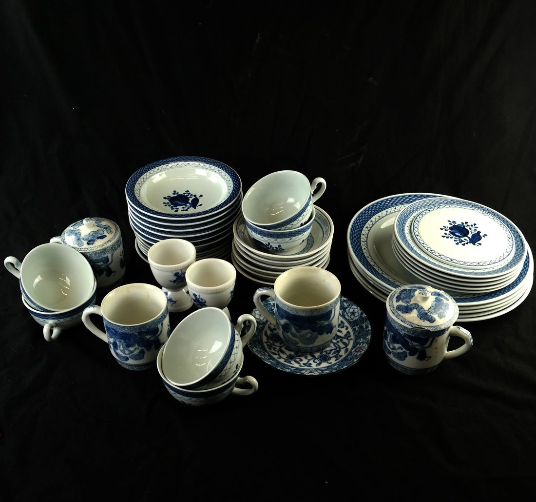 42 Assorted Pieces of China