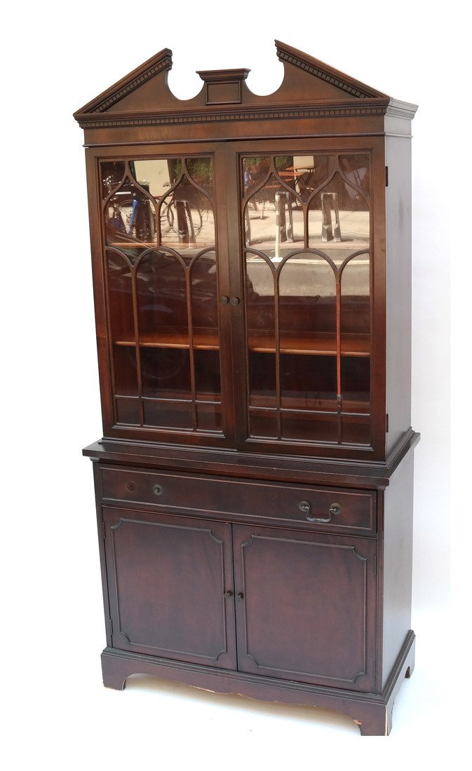 Georgian-Style Cabinet