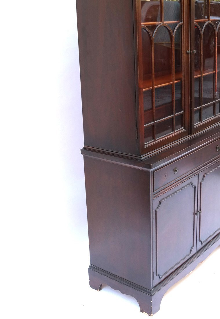 Georgian-Style Cabinet - 6