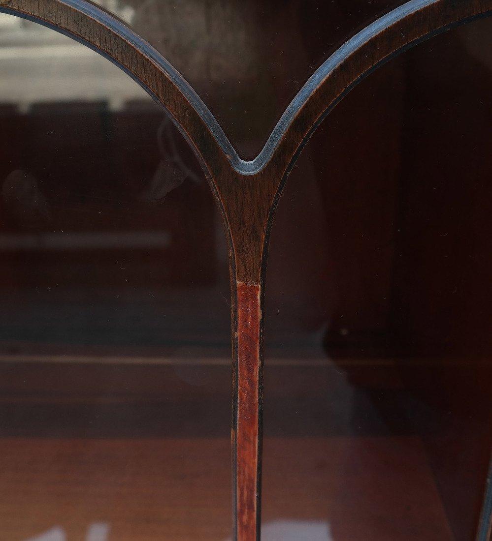 Georgian-Style Cabinet - 8