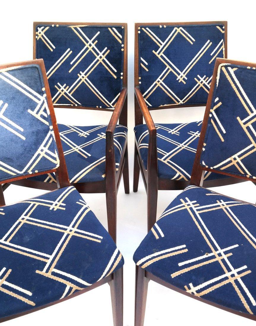 Six John Stewart Modern Dining Chairs - 2