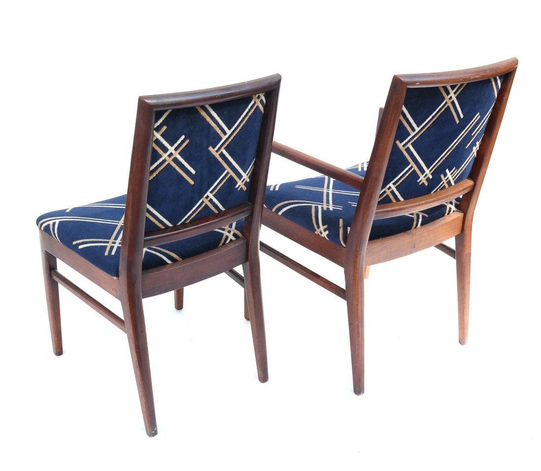 Six John Stewart Modern Dining Chairs - 6