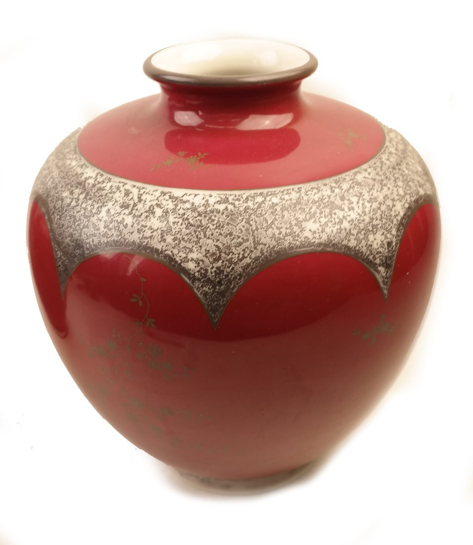 Pair of Koenigszelt Porcelain Vases - 4