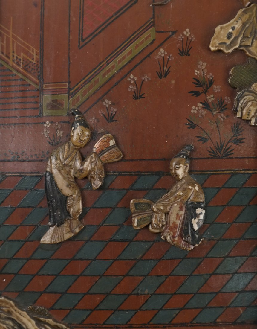 Three Chinese Decorative Items - 4