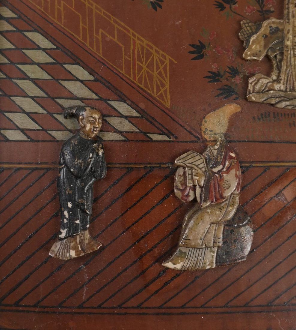 Three Chinese Decorative Items - 5