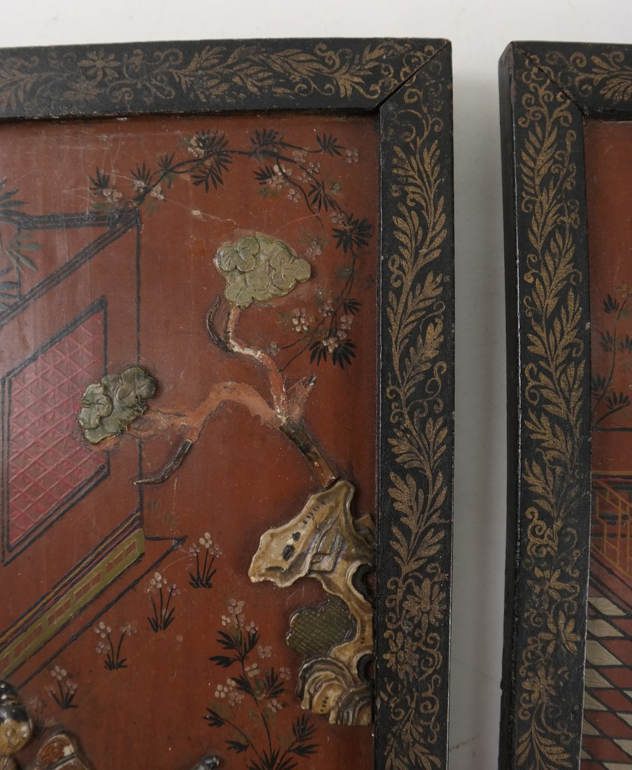 Three Chinese Decorative Items - 7