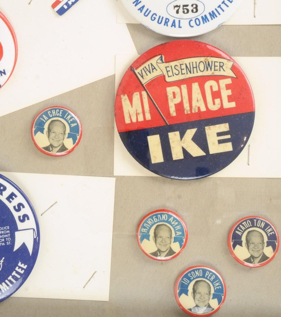 Monroe D. Ray Frame - Eisenhower 1956 - 4