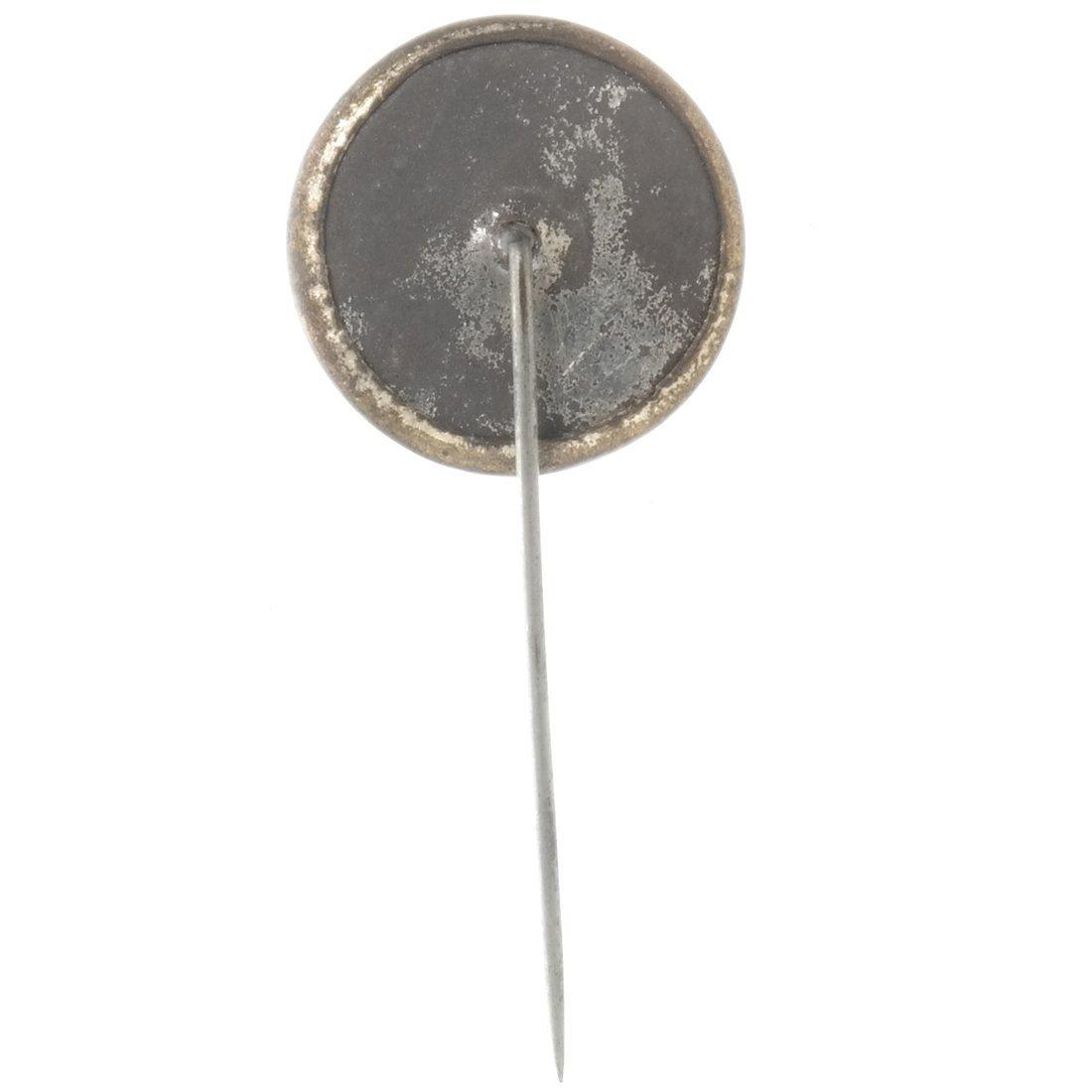 James A. Garfield 1880 Ferrotype Stickpin - 2
