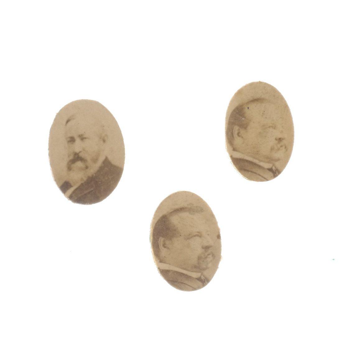 Miscellaneous 1892 Albumen Prints & Badges - 5