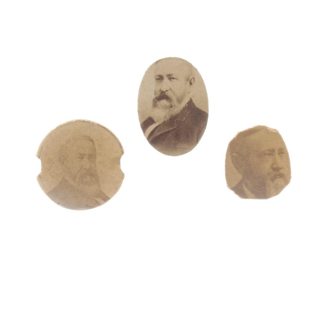 Miscellaneous 1892 Albumen Prints & Badges - 6