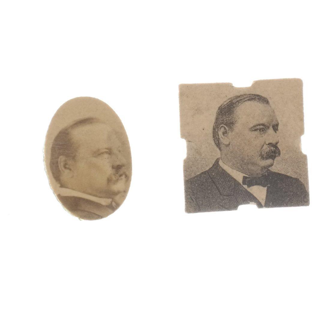 Miscellaneous 1892 Albumen Prints & Badges - 7