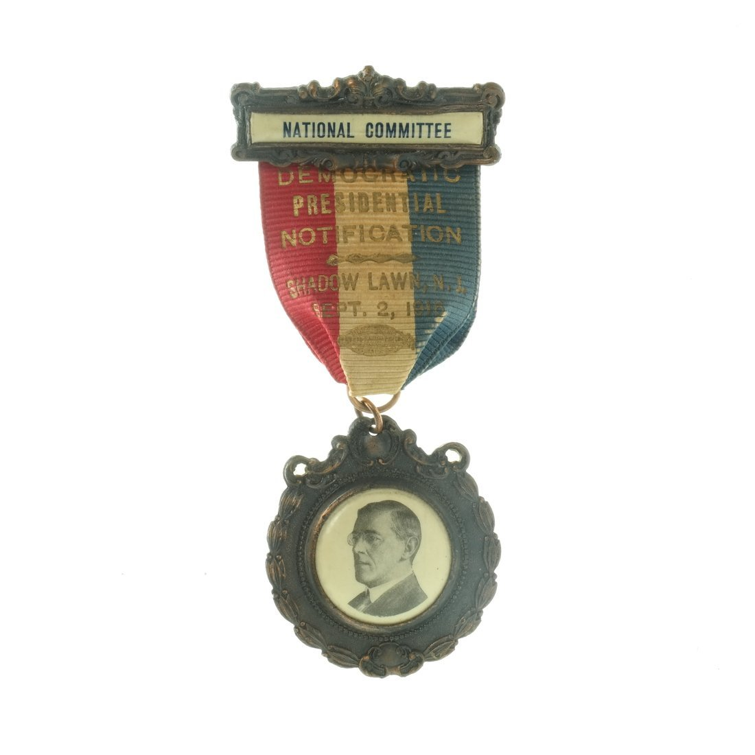 Three 1916 Convention Badges - 4
