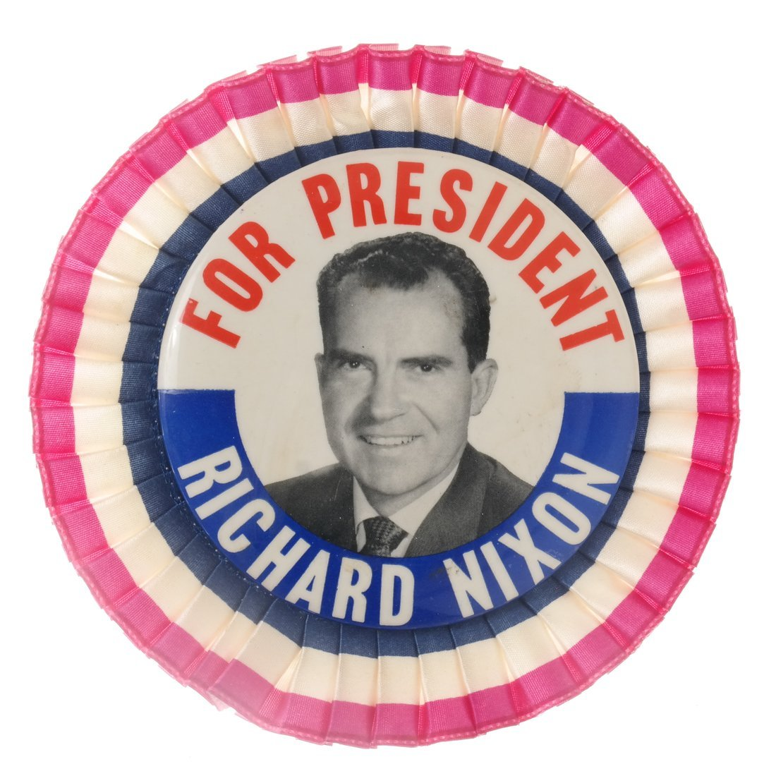 Richard Nixon - Three Pinbacks - 3