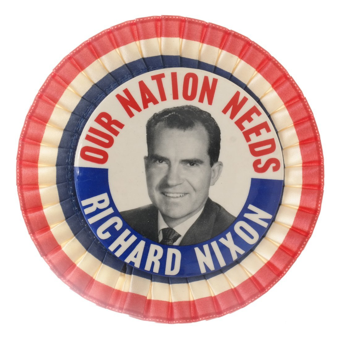 Richard Nixon - Three Pinbacks - 4