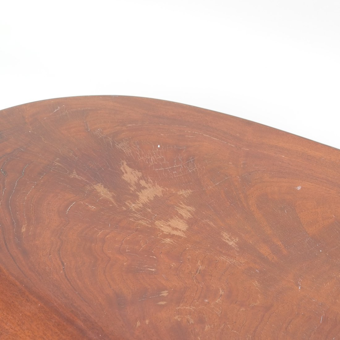 French Mahogany Extension Dining Table - 7