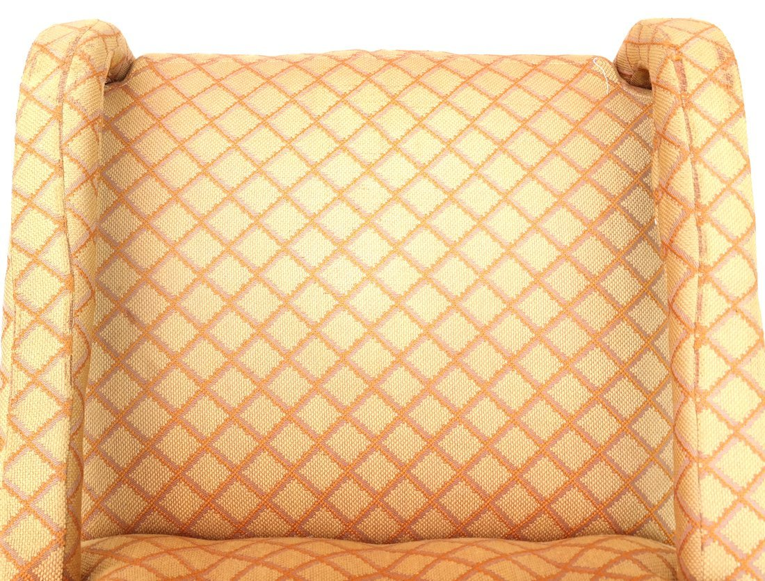 Pair of Upholstered Armchairs - 10