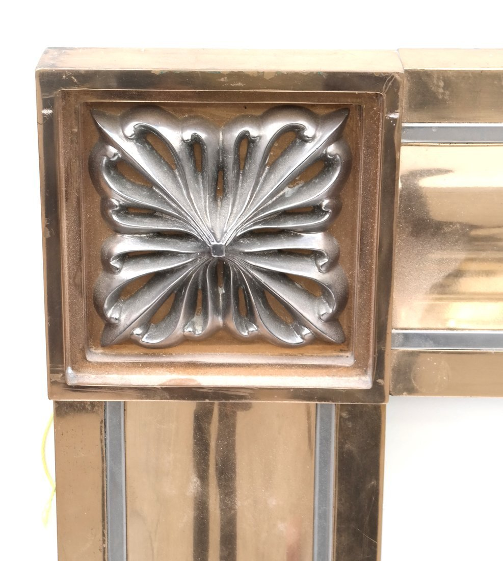 Bronze Fireplace Surround - 2