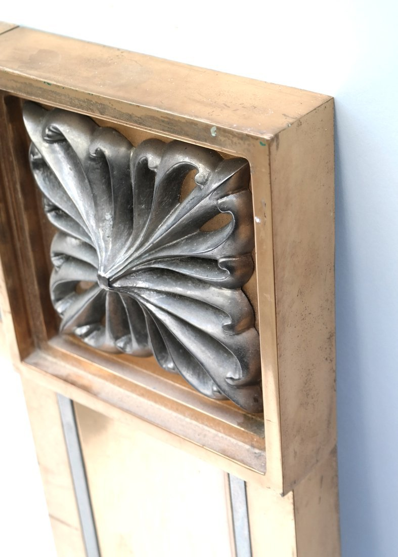 Bronze Fireplace Surround - 5