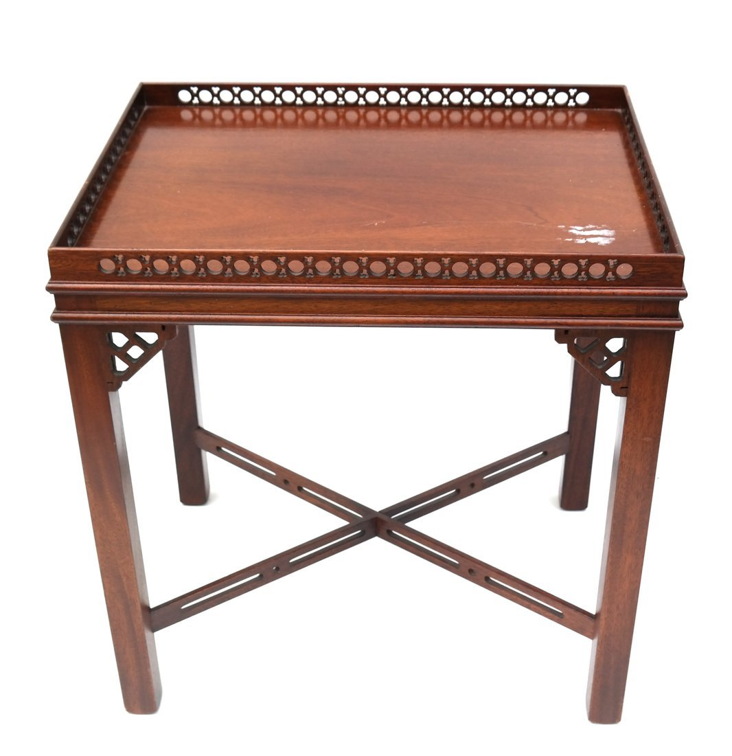 Pair of George III-Style Side Tables - 6