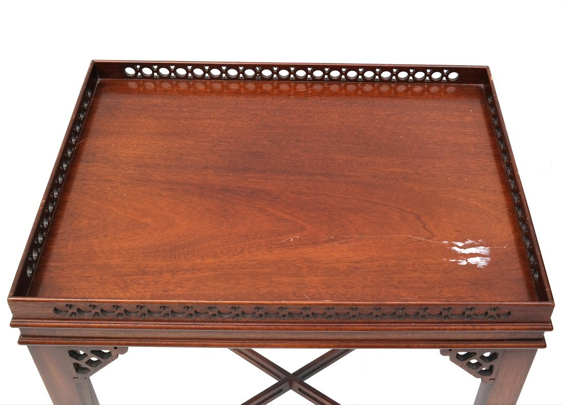 Pair of George III-Style Side Tables - 7