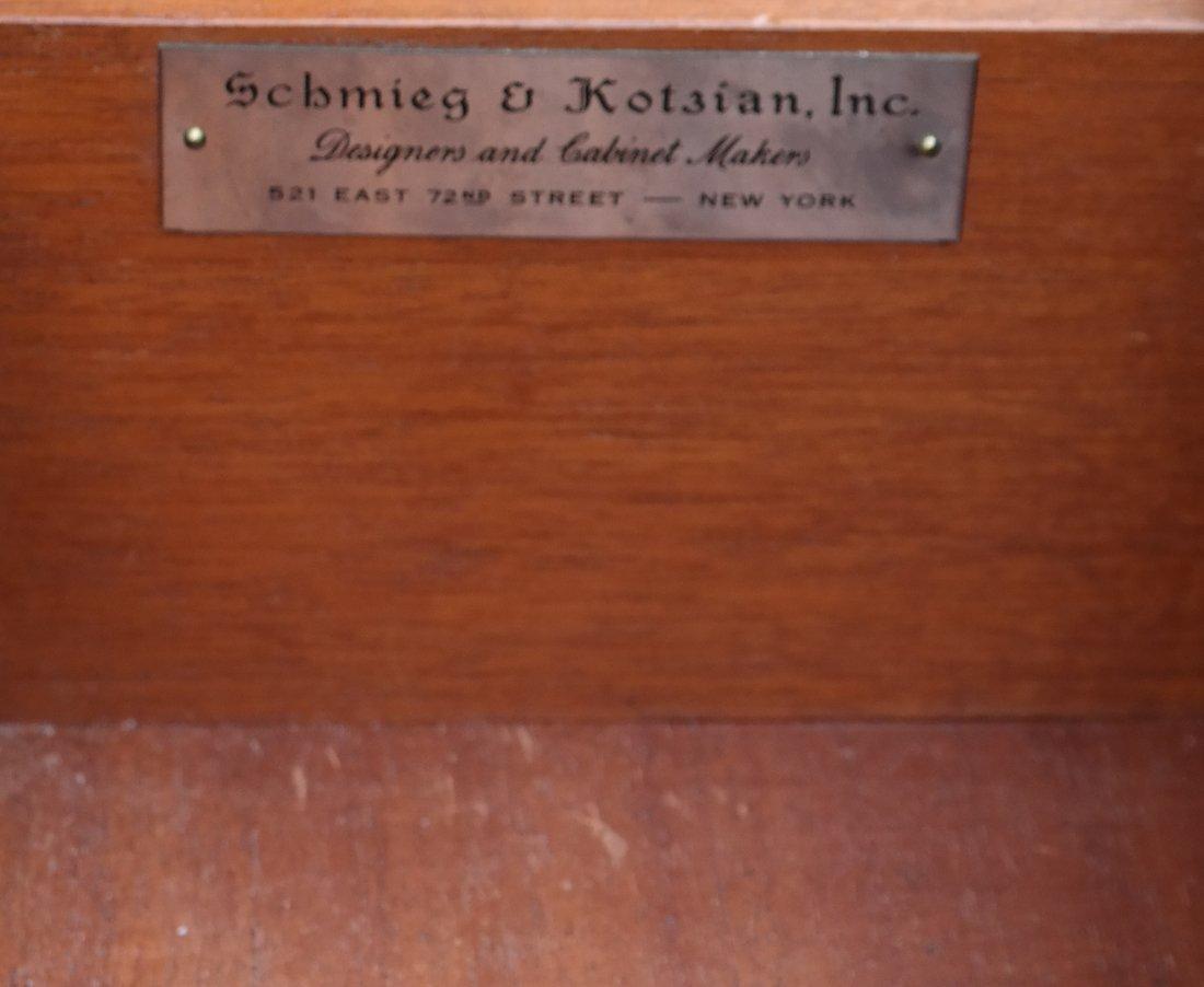 George III Style Satinwood Side Table - 8