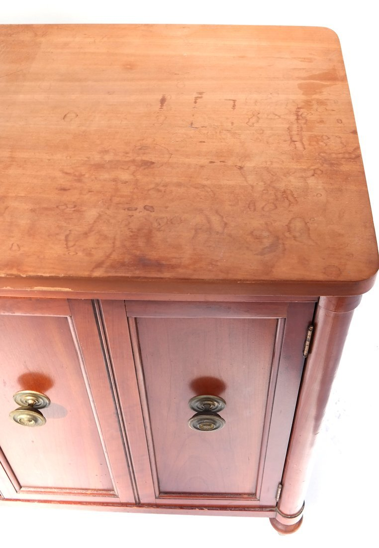 Empire Style Fruitwood Server - 6