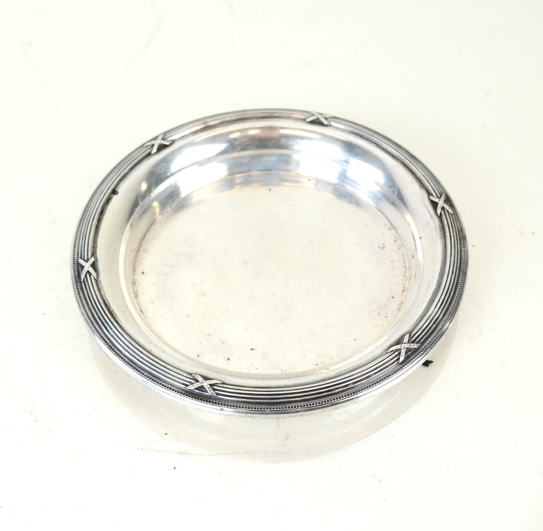 Ten Silver & Silver-Plated Small Dishes - 5