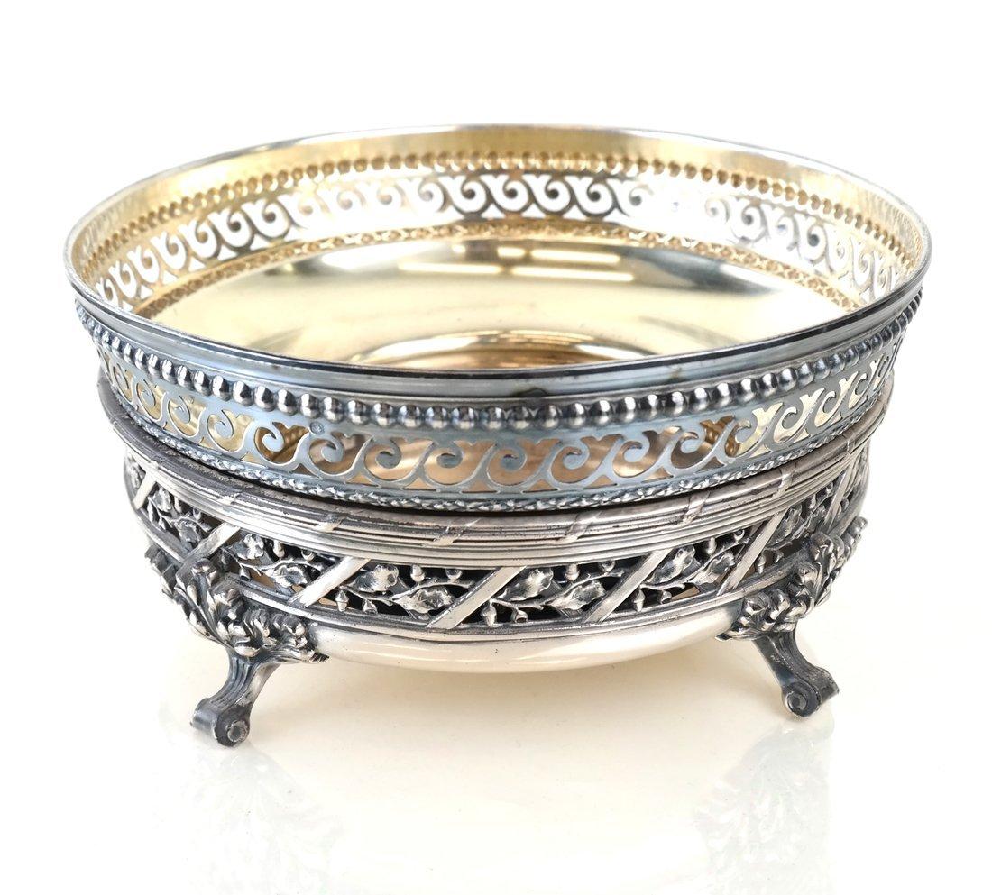 Three Various Continental Silver Items - 7