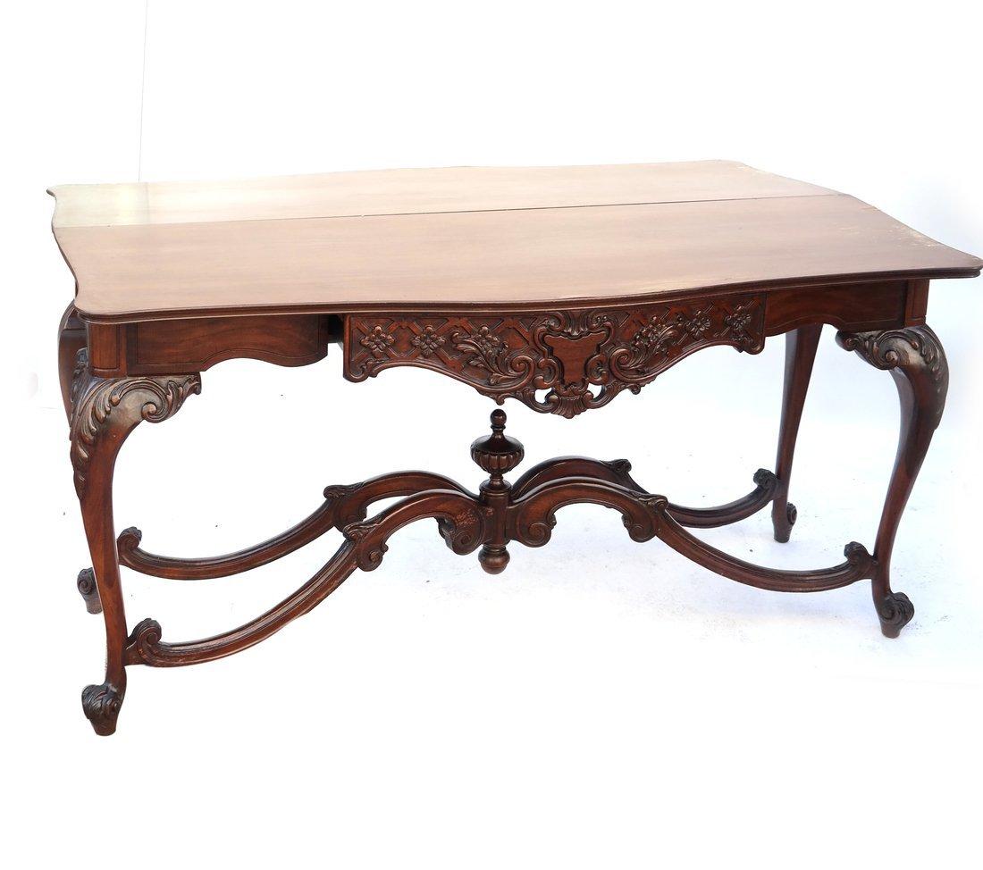 George III Style Mahogany Console