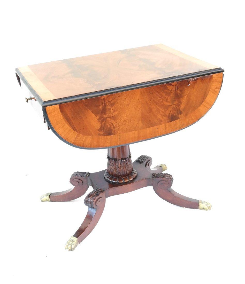 George III Style Small Sofa Table