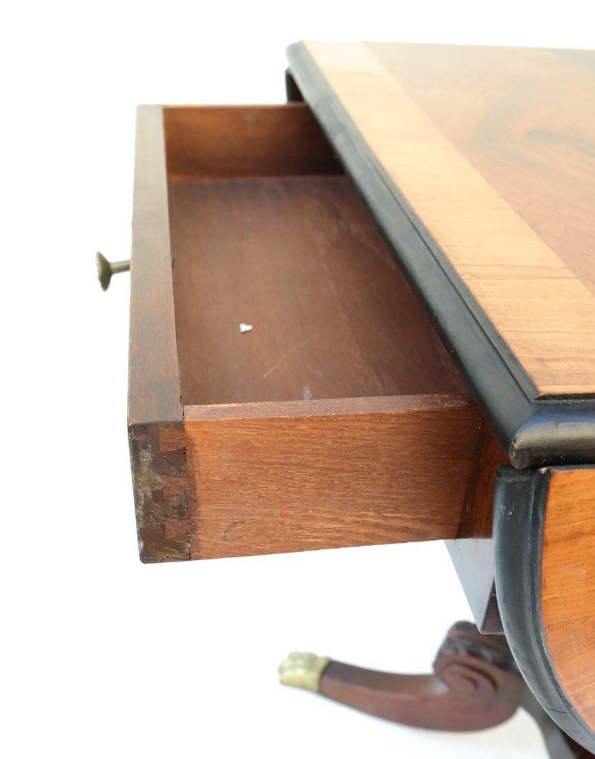 George III Style Small Sofa Table - 3