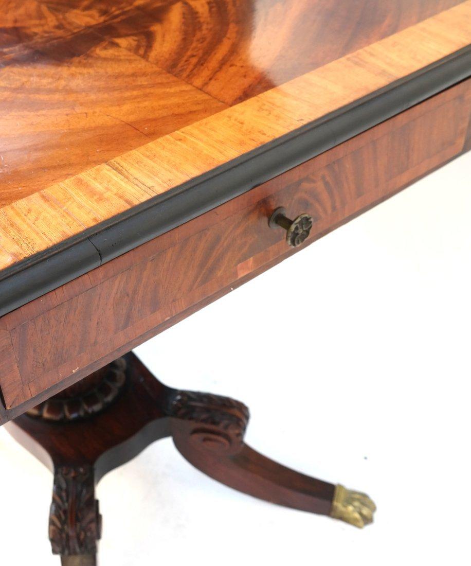 George III Style Small Sofa Table - 8