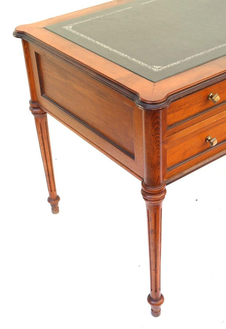 Louis XVI Style Bureau Plat - 4
