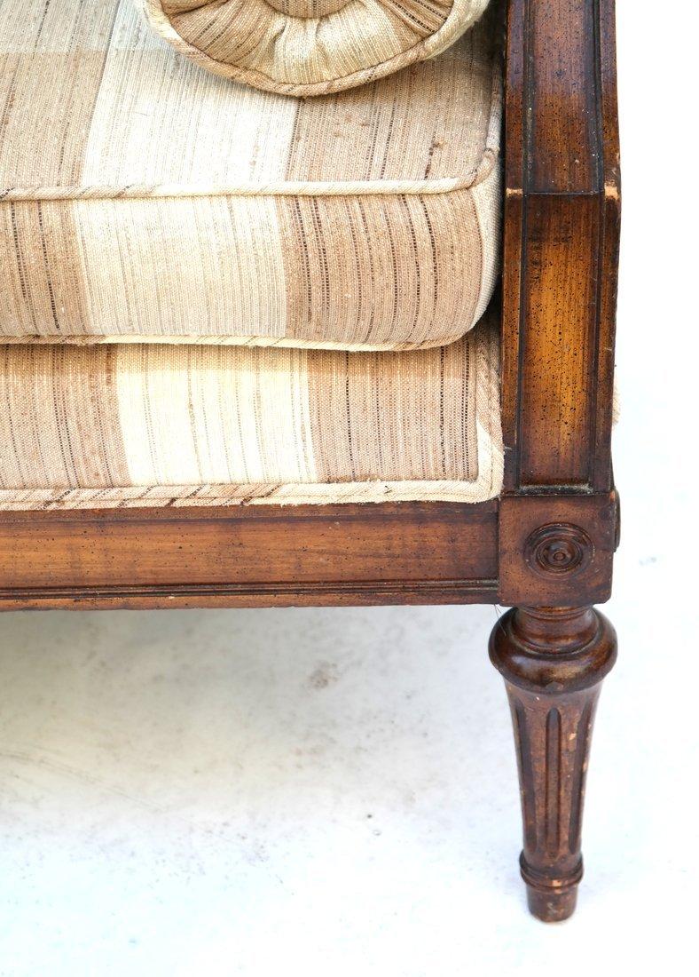 Louis XVI Style Petite Settle - 3
