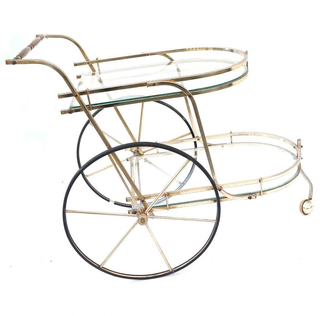 Modern Bar Cart - 5