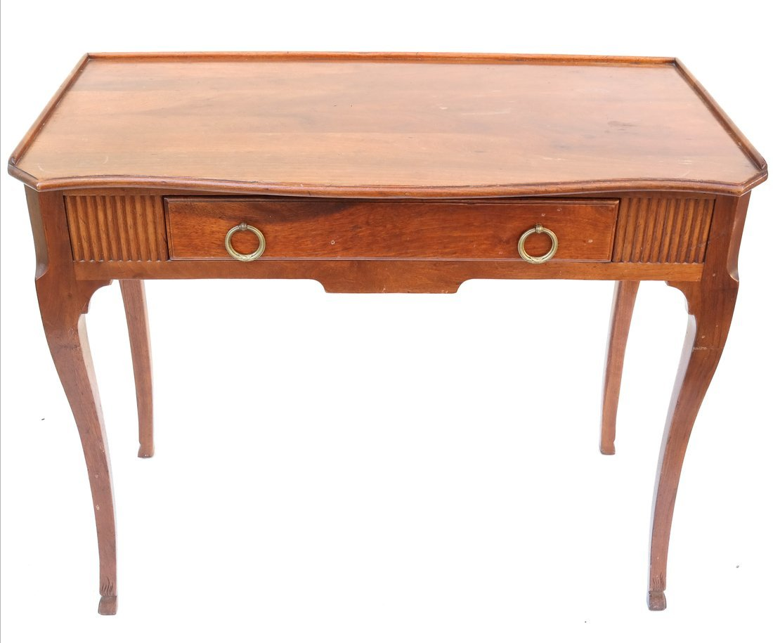 Louis XV Provincial Style Lady's Desk - 2