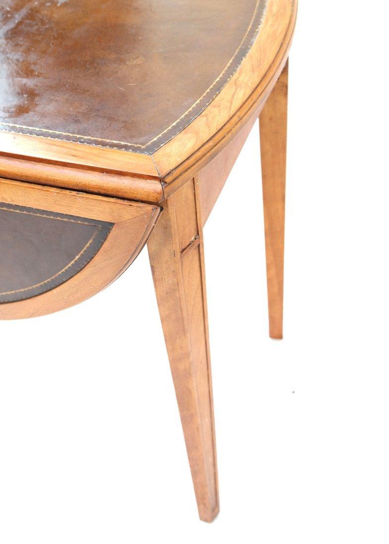 George III Style Mahogany Pembroke Table - 5
