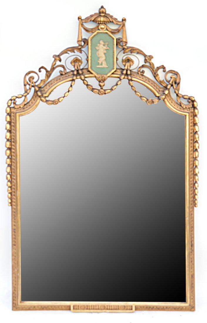Edwardian Style Large Mirror