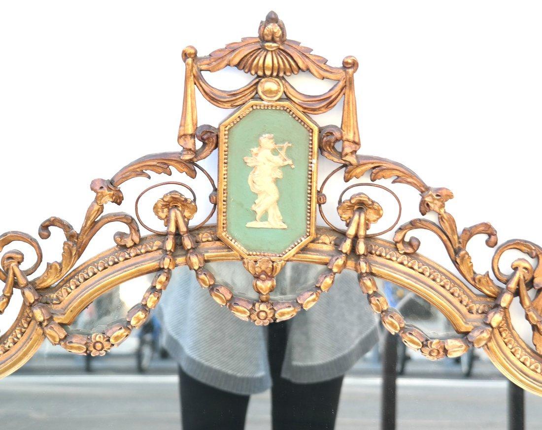 Edwardian Style Large Mirror - 2