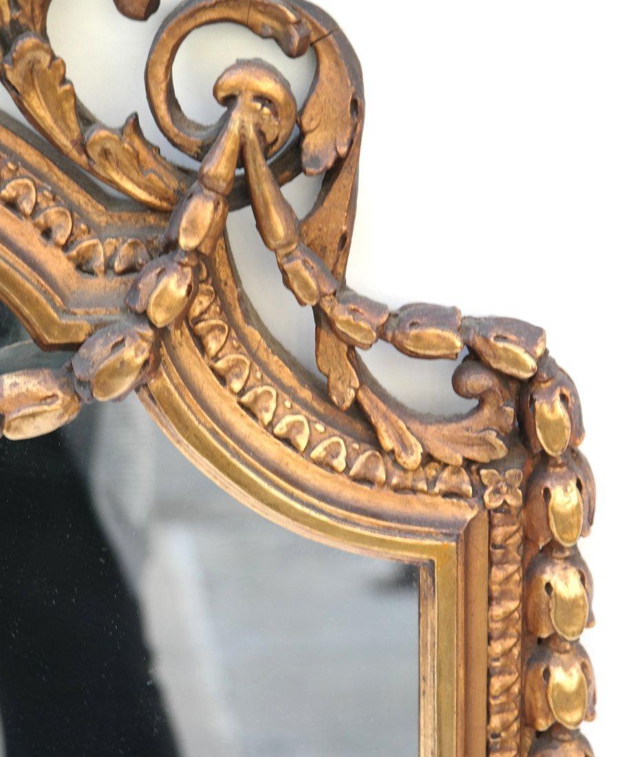 Edwardian Style Large Mirror - 3