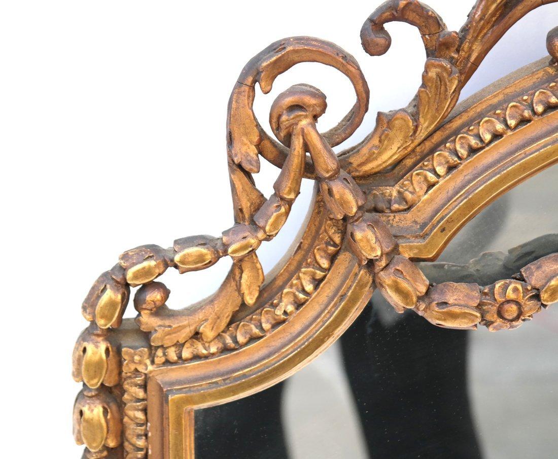 Edwardian Style Large Mirror - 5
