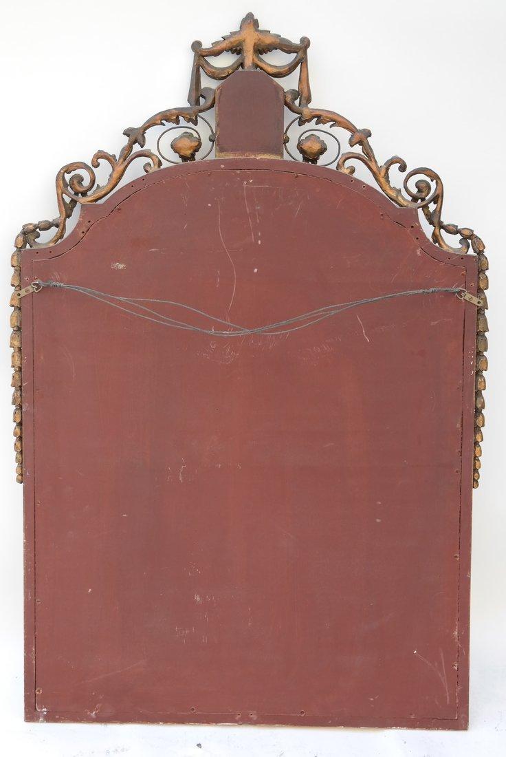 Edwardian Style Large Mirror - 7