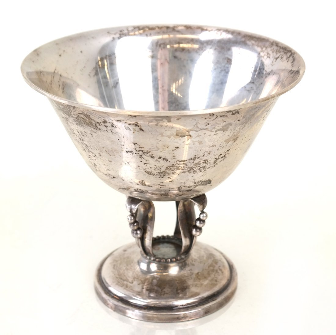 American Sterling Jensen Style Compote