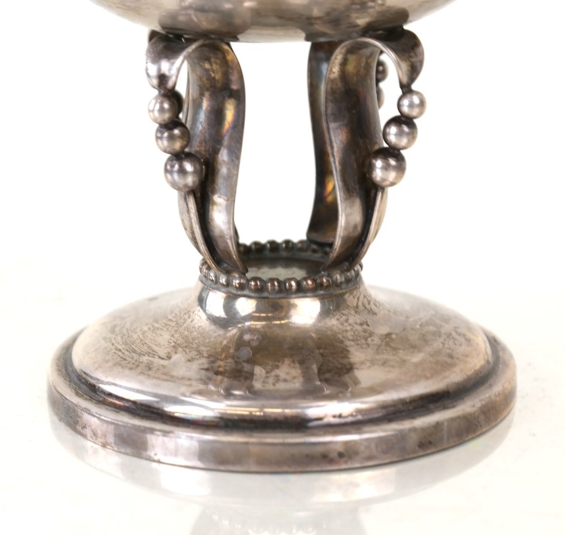 American Sterling Jensen Style Compote - 2