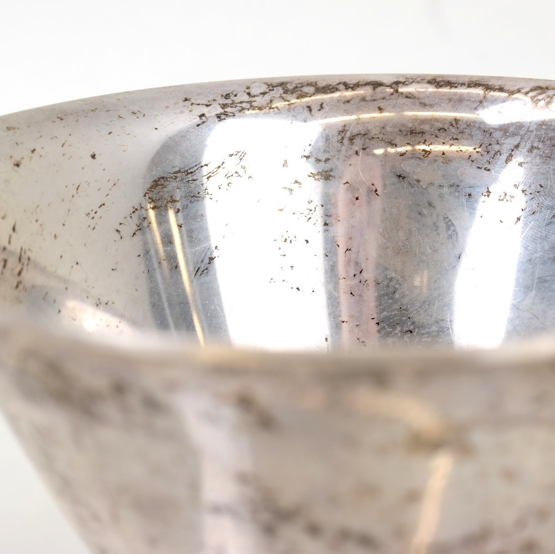 American Sterling Jensen Style Compote - 3
